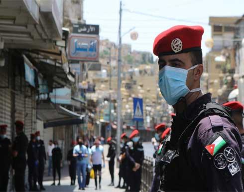 الأردن الثالث عربيا بإصابات فيروس كورونا