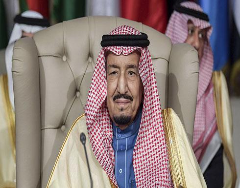 العاهل السعودي يتمنى الشفاء لأمير الكويت