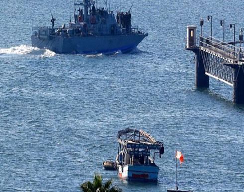 إسرائيل تعترض سفينة ثانية لناشطين ضد الحصار