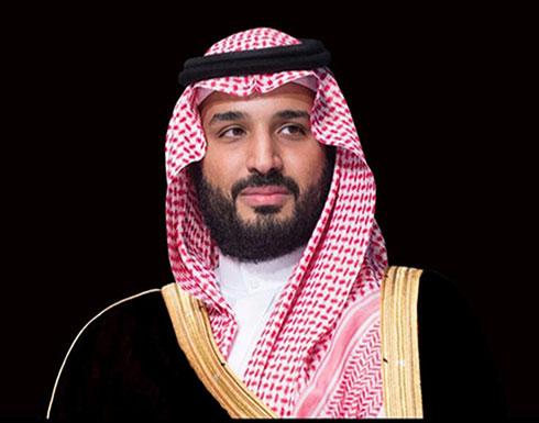 ولي العهد السعودي يلتقي المبعوث الأميركي للشأن السوري