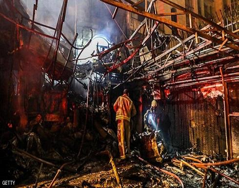 """من جديد.. انفجار """"غامض"""" يضرب كرمان شاه غربي إيران"""