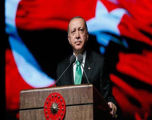الرئيس أردوغان يعزّي أسرة خاشقجي