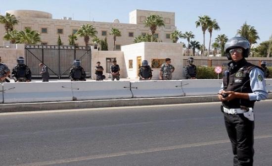 امريكا تعزز أمن سفارتها في عمان بجنود مارينز