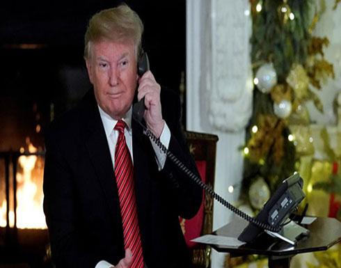 ترامب لإيران: رقم هاتفي عند سويسرا اتصلوا متى شئتم