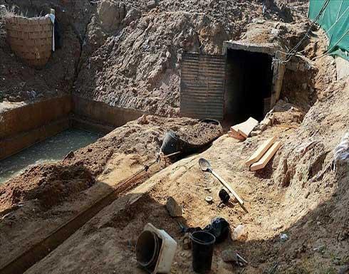 الجيش المصري يعلن تدمير 5 أنفاق على الحدود مع غزة