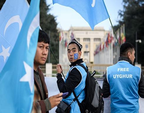 """بكين تتعهد بالرد على عقوبات فرضتها واشنطن بشأن """"الإيغور"""""""