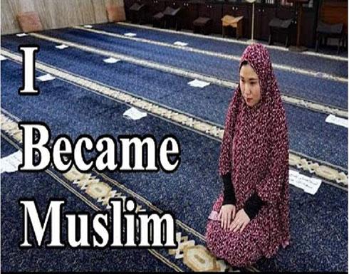 """أشهر ناشطة """"كورية"""" : أنا صرت مسلمة.. وأشعر بسلام داخلي (فيديو)"""