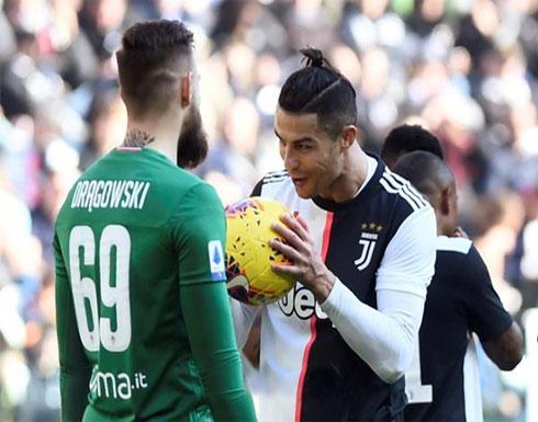 بالصور.. رونالدو يقود يوفنتوس لتخطي عقبة فيورنتينا