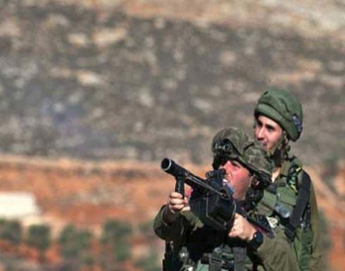تعزيزات عسكرية إسرائيلية بالضفة الغربية والقدس