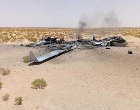 التحالف العربي يعلن اعتراض طائرة مسيرة مفخخة ثالثة