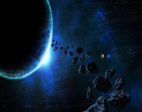 """كويكبات غريبة """"من أصل بينجمي"""" تسكن نظامنا الشمسي"""