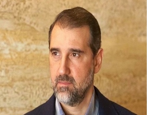 """نجل رفعت الأسد يهاجم مخلوف ويشتمه بـ""""الوقح"""" و""""الطرطور"""""""