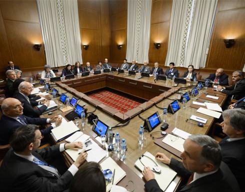 وفد المعارضة السورية يصل جنيف لخوض جولة جديدة من المفاوضات