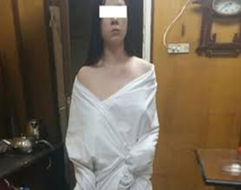 فتاة سورية تلقي بنفسها من الطابق الثالث هربا من ممارسة الرذيلة والقبض على الفاعل .. صورة