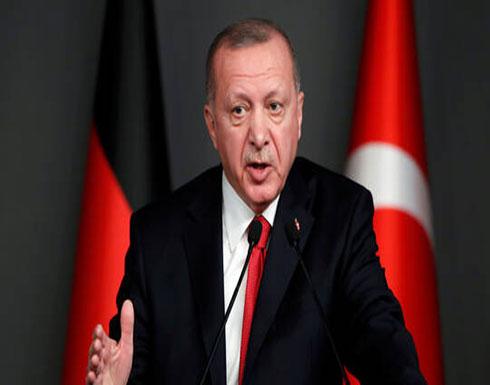 أردوغان: لن نسمح بتدهور الأوضاع الأمنية في العراق