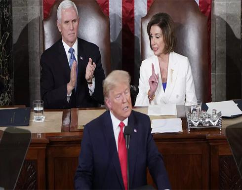 مجلس النواب الأمريكي يبدأ جلسة تفعيل مادة عزل ترامب