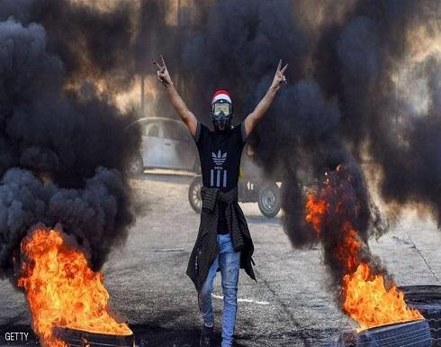 العراق.. أنصار الصدر يطلقون الرصاص على المتظاهرين بالنجف