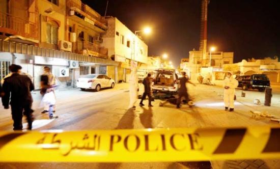 اعتقال مشتبه بهم في انفجار الدراز في البحرين