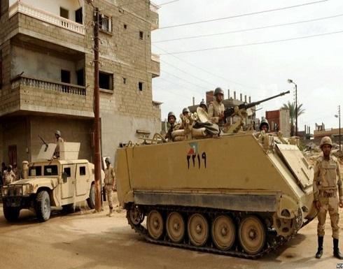 مصر.. مقتل 19 إرهابياً بعمليات نوعية للجيش في سيناء