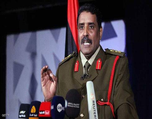المسماري: اتفاق في القاهرة على استمرار حفتر قائدا للجيش