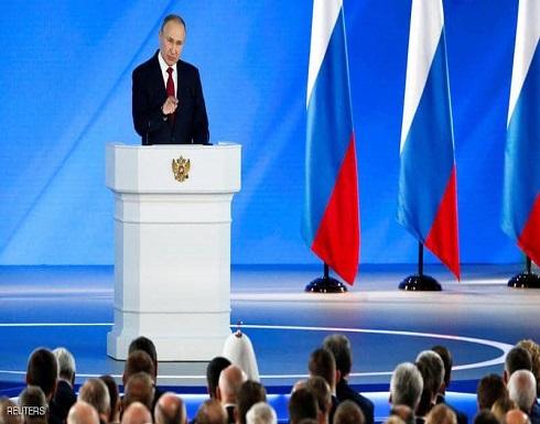بوتن يقترح استفتاء دستوريا يزيد من صلاحيات البرلمان