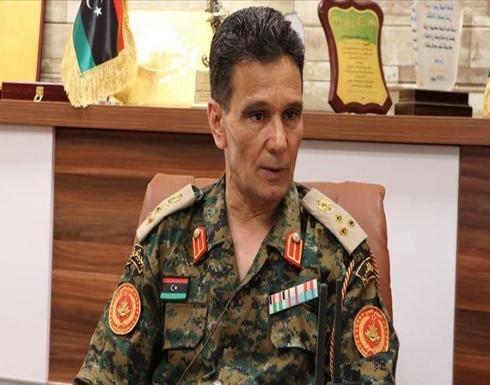 الجيش الليبي: فتح طريق سرت -مصراتة مرهون بسحب المرتزقة