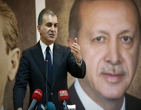 متحدث باسم الحزب الحاكم بتركيا: قد ندخل فجأة لشرق الفرات
