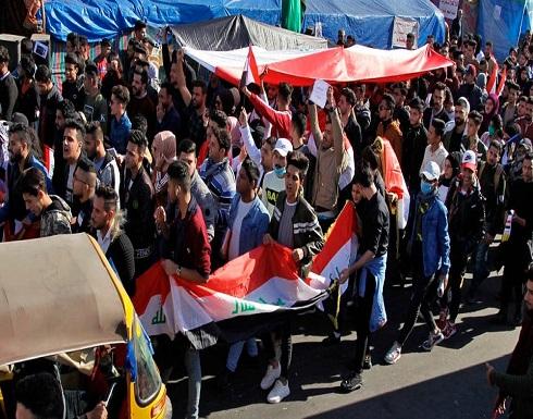 العراق.. متظاهرون يلوحون بالتصعيد بسبب تكليف العيداني