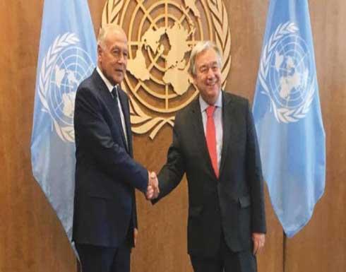"""""""الرباعية الدولية"""" تتفق على ضرورة تفكيك مليشيات ليبيا"""