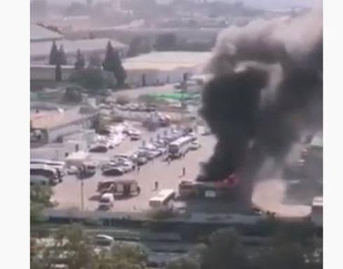 شاهد : كتائب المقاومة الفلسطينية تقصف تل ابيب بقذائف الهوان