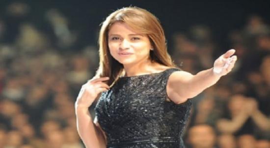 جوليا بطرس تستعد لحفليها على مسرح بلاتيا
