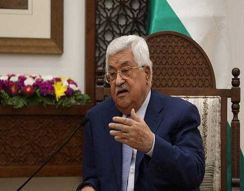 """قناة عبرية: لقاء قريب بين """"عباس"""" والرئيس الإسرائيلي"""