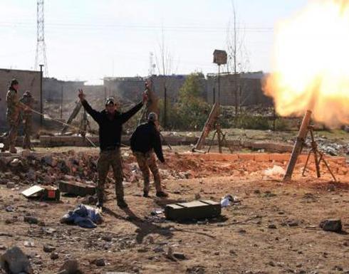القوات العراقية تقترب من نهر دجلة في الموصل