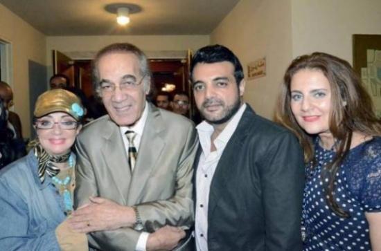 نجل محمود ياسين يخرج عن صمته ويكشف للمرة الاولى وضع والده الصحّي!