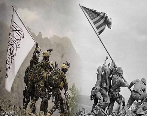 على هيئة جنود أميركيين.. عناصر طالبان يثيرون جدلا بصورة