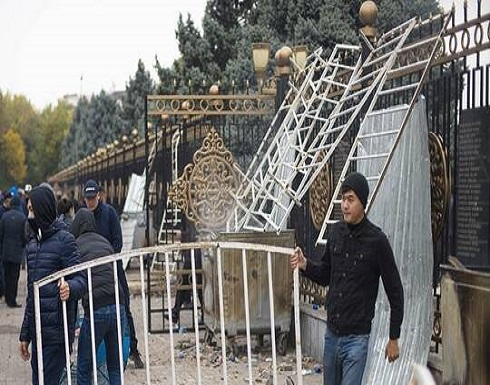 اعتقال الرئيس السابق للإدارة الرئاسية في قرغيزستان بتهمة تنظيم أعمال شغب