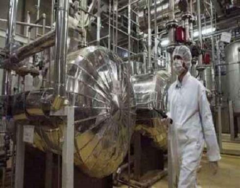 الذرية الإيرانية يعلن إنتاج أول كمية من اليورانيوم المخصب بنسبة 60% في منشأة نطنز