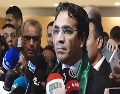 زعيم الحزب الحاكم بالجزائر: نطلب الصفح من فخامة الشعب