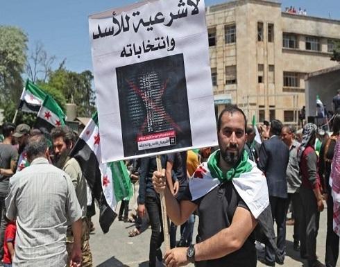 الأسد يحصل على 95.1 % من الأصوات في انتخابات محسومة له سلفا