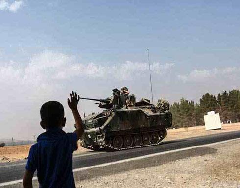 جيش النظام يستهدف وفداً عسكرياً تركيا في ريف حلب