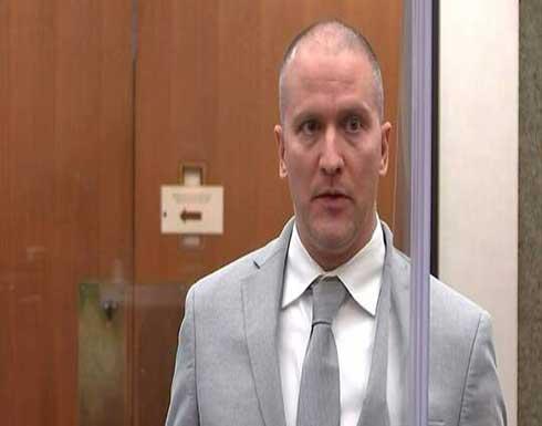 الولايات المتحدة.. الحكم على الشرطي قاتل جورج فلويد بالسجن أكثر من 22 عاما