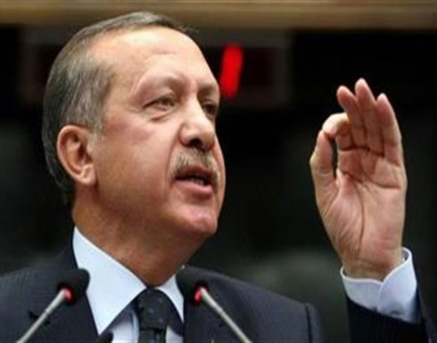 أردوغان يتوعد برد عنيف بعد مقتل 8 عسكريين أتراك