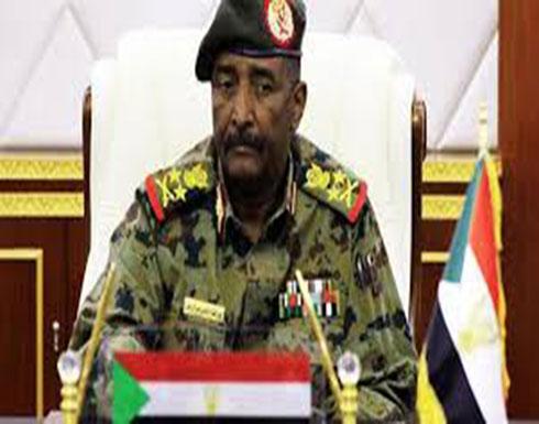 السودان.. رئيس المجلس العسكري الانتقالي يزور تشاد