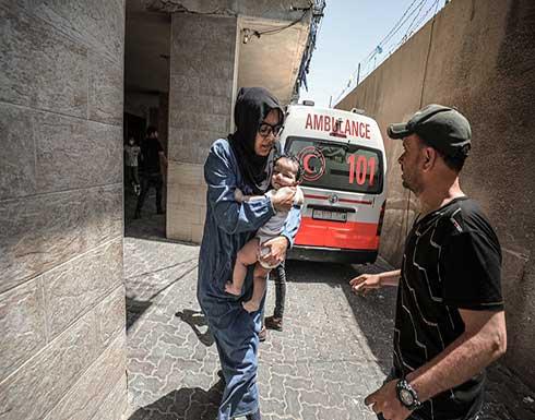 ارتفاع ضحايا العدوان على غزة الى 232 شهيدا