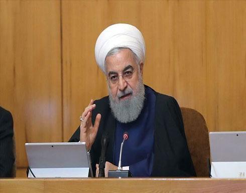 """روحاني : واشنطن ارتكبت خطأ استراتيجياً كبيراً بقتلها """"سليماني"""""""