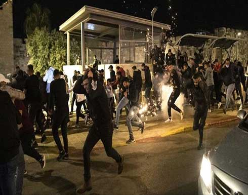 """إصابة 12 فلسطينيا خلال """"اعتداء"""" قوات إسرائيلية في القدس"""