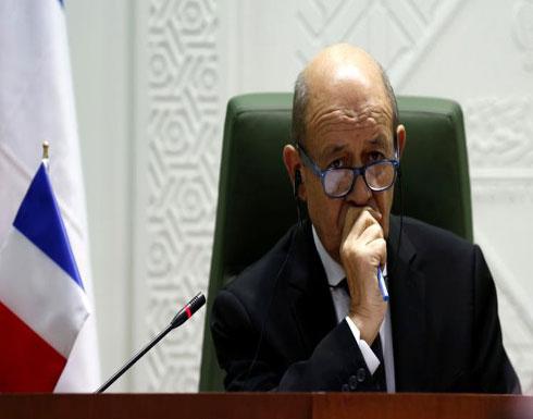 """فرنسا مجددا: سنرد على من يستخدم """"الكيميائي"""" بسوريا"""