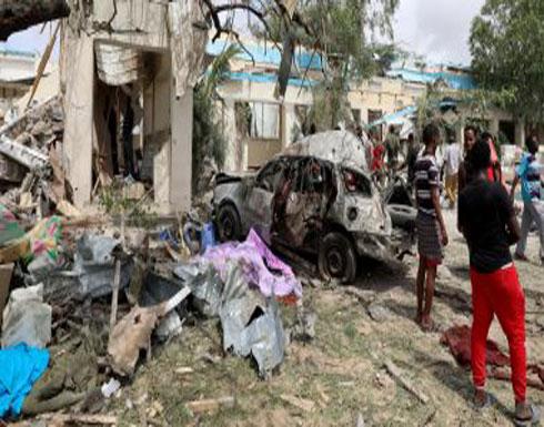 مقتل ثلاثة أشخاص على الأقل في تفجيرين بمدينة بيدوة جنوب الصومال