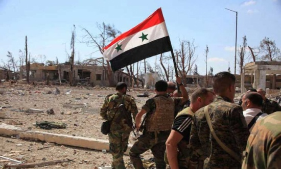 الجيش السوري يعلن سيطرته خلال ساعات على مدينة حلب