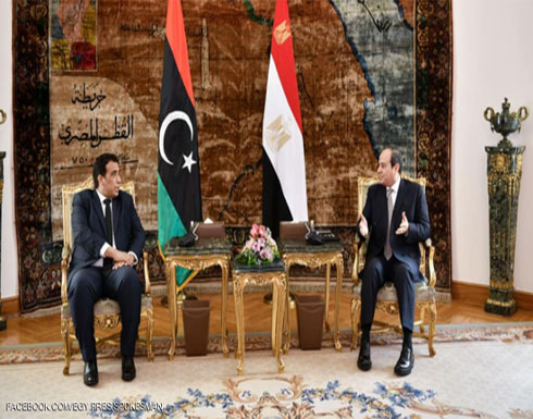 المنفي بمصر.. تعزيز لشراكة استراتيجية وفتح لملفات التعاون